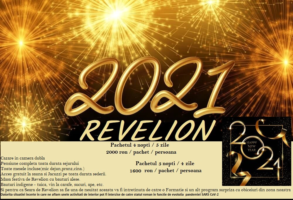 Revelion 2021